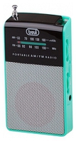 TREVI RA 725 03 PORTABLE RADIO AM/FM GRE