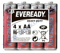 EVEREADY HD AA (R6) SHP4