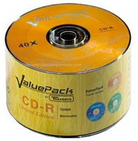TRAXDATA CD-R80 40X SP50 VALUE PACK