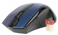 A4-G9-500F-4 2.4G WIRELESS MOUSE ?BLUE