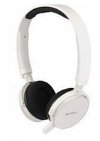 A4-T-500-3 HEADSET, WHITE