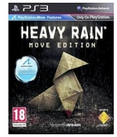 SONY PS3 HEAVY RAIN MOVE EDITION