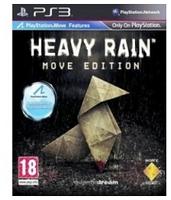 SONY PS3 HEAVY RAIN MOVE EDITION