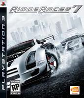 SONY PS3 RIDGE RACER 7