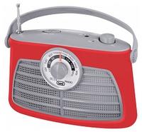 TREVI RA 763 02 PORTABLE VINTAGE RADIO R