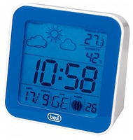 TREVI ME 3105 04 MINI METEO STATION BLUE