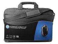 HP MOBILITY KIT NB BAG 16+MOUSE H6L24AA