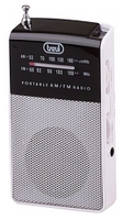 TREVI RA 725 01 PORTABLE RADIO AM/FM WHI