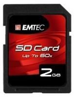EMTEC EKMSD2GB60X SD 2GB
