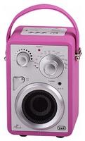 TREVI MRA 784 08 PORTABLE RADIO WITH MP3