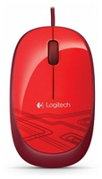 LOGITECH M105 MOUSE RED 910-002942