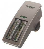 ENERGIZER CHARGER MINI + 2БР. AA 2000MAH