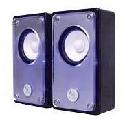A4 AU-100-2 2.0 USB SPEAKERS BLACK