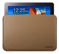 SAMSUNG TAB 10 LEATHER POUCH EFC-1B1LC
