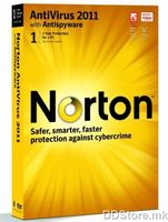 Software Norton Antivirus 2010+Antispam OEM Symantec