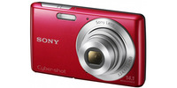 SONY CyberShot DSC-W620R Red