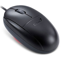 MOUSE GENIUS NetScroll 100X Black USB