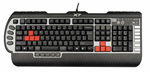 KEYBOARD A4TECH G800V GAMING USB