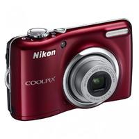 NIKON S3100 Дигитален фотоапарат Црвен СET