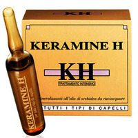 Keramine H – Mineralising With Orchid Oil
