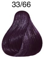 wella koleston perfect dark brown intensive violet intensive 33/
