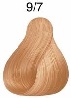 wella koleston perfect very light blonde brown 9/7 (60ml)
