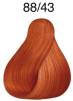 wella koleston perfect light blonde intensive red gold 88/43 (60
