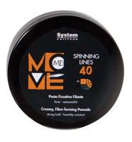 Dikson 40 Spinning Lines Creamy 100ml