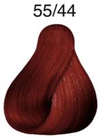 wella koleston perfect light brown intensive red intensive 55/44