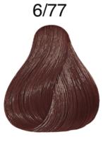 wella koleston perfect dark blonde brown intensive 6/77 (60ml)