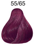 koleston perfect light brown intensive violet mahogany 55/65(60m