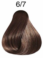 wella koleston perfect dark blonde brown 6/7 (60ml)