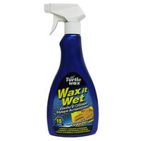 Полир - Wax it Wet
