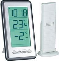 Радио термометар со надворешен сензор