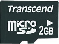 МЕМОРИСКА КАРТИЧКА TRANSCEND MICRO SD 2GB CL2