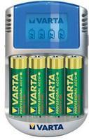 VARTA LCD ПОЛНАЧ , 12V USB + 4X AA 2700M