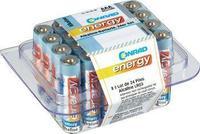 24 делен сет CONRAD алкални батерии, микро