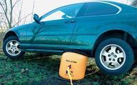 Воздушно перниче- дигалка за автомобил