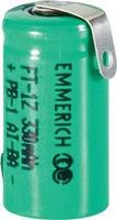 БАТЕРИЈА - EMMERICH NIMH 1/2 AAA - ZLF 330 MAH ZLF