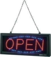 """Неонски знак """"Отворено"""""""