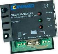 Регулатор на соларно полнење акумулатори