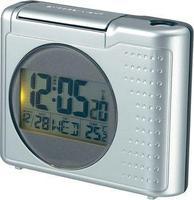 Радиочасовник со проектор и со вграден термометар