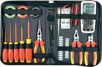 50 парчиња електричарски алат