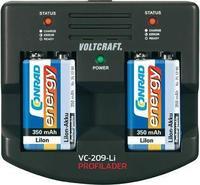 Полнач за литиум-јонски батерии 9 V / VC209-Li Voltcraft