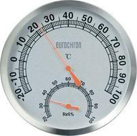 Tермо/хигрометар ETH 30, нерѓосувачки челик