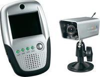 Батериска камера со монитор 2,5