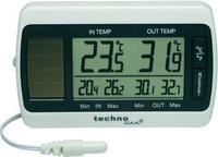 Соларен термометар WS 7008