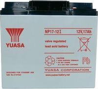 YUASA акумулатор на полнење NP 17 - 12