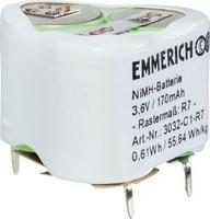 EMMERICH NIMH-специјална батерија на полнење