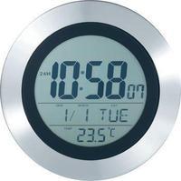 Безжичен-радио часовник со приказ на температура